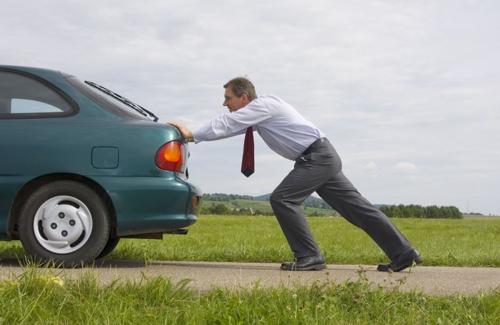 Aracı Vurdurarak Çalıştırmak Zarar Verir mi?