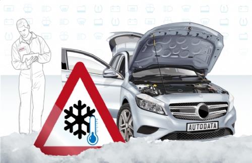 Aracınızın Kışlık Bakımlarını Yaptırmayı Unutmayın, Bu Artık Bir Ceza Sebebi!