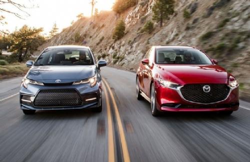 Japon Otomotiv Sektörünün İki Büyük İsmi Birleşiyor; Mazda ve Toyota