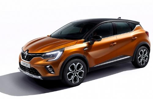 Renault Capture Oto Aksesuar Çeşitleri